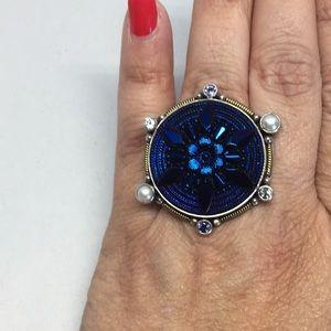 Vintage Mars & Valentine ring.